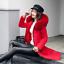 Womens-Winter-jacket-Down-Cotton-long-parka-Fur-Hood-Puffer-Coat-ladies-Outwear thumbnail 3