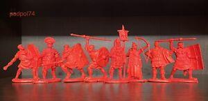 Soldatini e figurini di Publius Romani Nuovo Rarita Plastica morbida 1:32