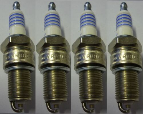 Bujías Gm03 Mercedes Clase B B150 B160 b170 B180 B200 B 180 4x Bosch wr8dc
