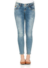 LTB Damen Jeans Senta Slim Fit - Blau - Arleta X Wash