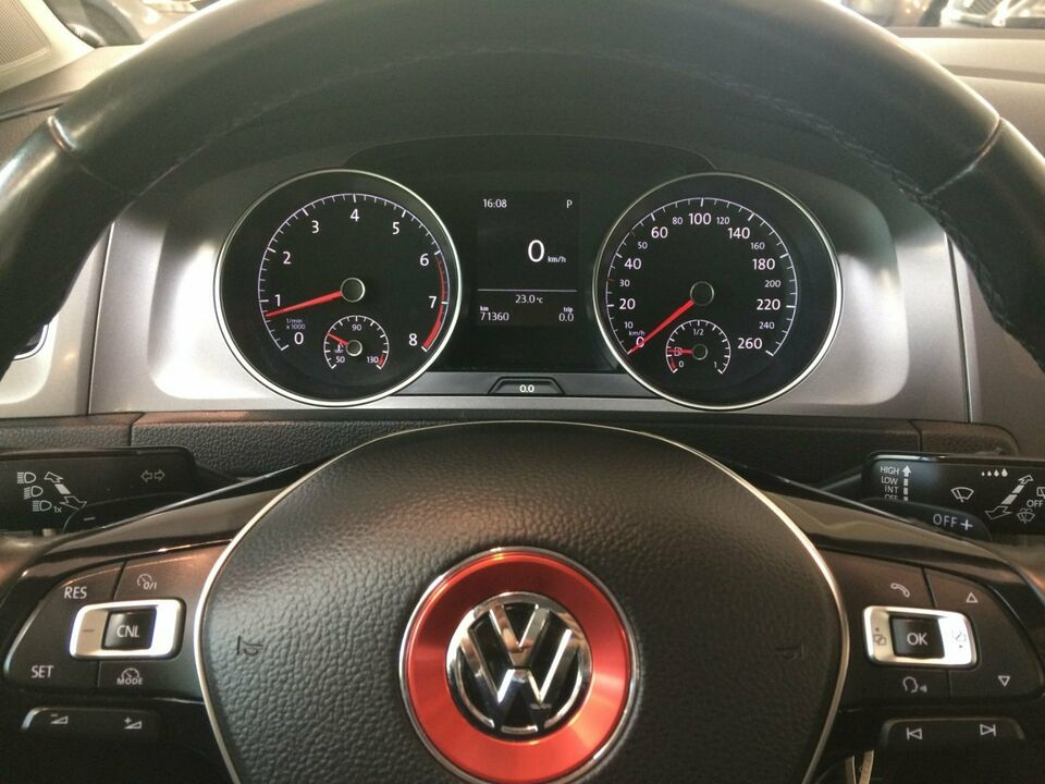VW Golf VII 1,4 TSi 122 Edition 40 DSG BMT Benzin aut. modelår