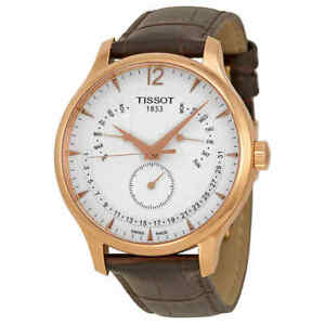 Tissot-Tradition-Perpetual-Calendar-Men-039-s-Watch-T0636373603700