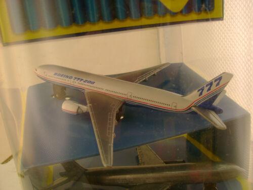 Matchbox Inaugural 2 Jets Set Boeing 777 1 Von 20,000 Limitierte Auflage Neu