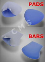 Langer Ppt Blue Metatarsal Bars Or Pads Self Adhesive 6 Pairs Genuine Usa