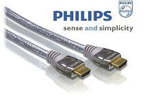 ORIGINALE PHILIPS Cavo HDMI v1.4 per grafica HQ CON TV LCD HD 3d (1.5m)