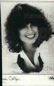 Press Photo Country music singer Jessi Colter - syp15844