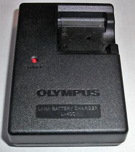 DIGITAL-CAMERA-BATTERY-CHARGER-GENUINE-ORIGINAL-OLYMPUS-LI-40C-FE280-FE340-FE20
