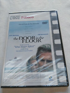 THE-DOOR-IN-THE-FLOOR-TOD-WILLIAMS-JEFF-BRIDGES-DVD-SLIM-ESPANOL-ENGLISH