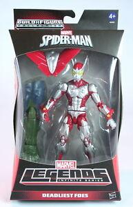 MARVEL-LEGENDS-Spider-Man-ULTIMATE-BEETLE-6-034-deadliest-foes-action-figure-NEW