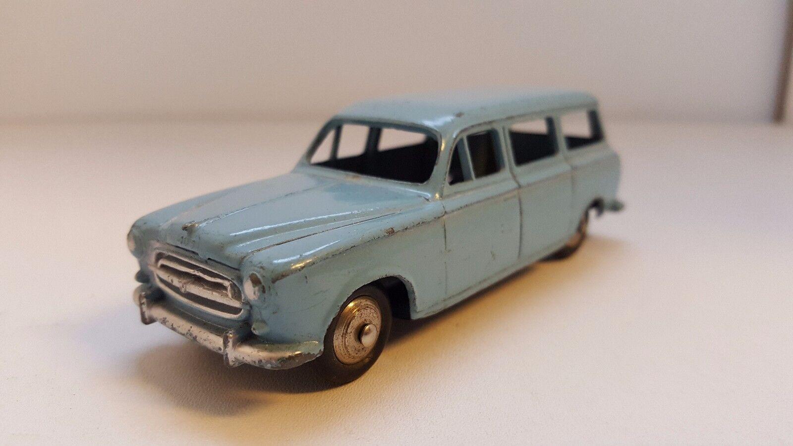 Noël, le dernier dernier dernier fou s'est approché Dinky Toys 24 F Peugeot 403 Familiale U5 | Luxuriant Dans La Conception  2535e5