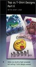 Top 25 T-Shirts Part II Airbrush Painting DVD with Kent Lind by Airbrush Action
