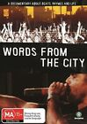 Words From The City (DVD, 2007)