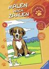 Malen nach Zahlen: Tierkinder (2016, Taschenbuch)