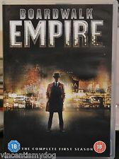 Boardwalk Empire - Season 1 - Complete (5 disc DVD set, 2012)
