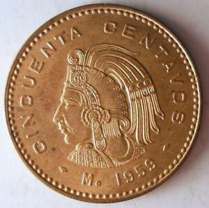 1959 centavos coin value