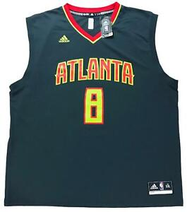 Details about *NEW* Adidas Dwight Howard Atlanta Hawks #8 Replica Jersey Men's Size 2XL