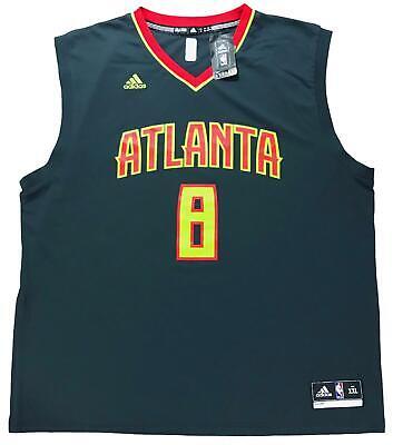*NEW* Adidas Dwight Howard Atlanta Hawks #8 Replica Jersey Men's Size 2XL   eBay