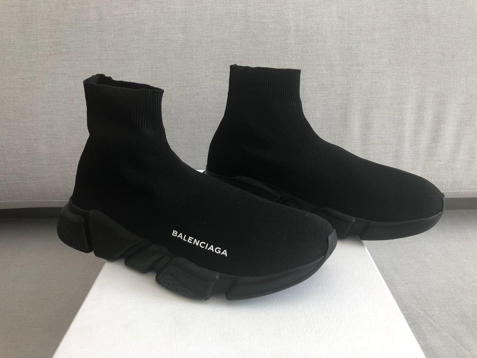Balenciaga Speed Triple Negro Talla EU 39, 40, 41, 42, 43, 43, 45, 44, 46