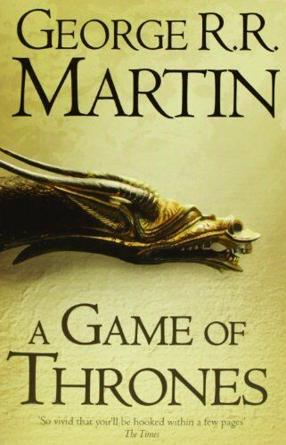 1 of 1 - A Game of Thrones (Reissue) (A Song of Ice a..., Martin, George R. R. 0007448031