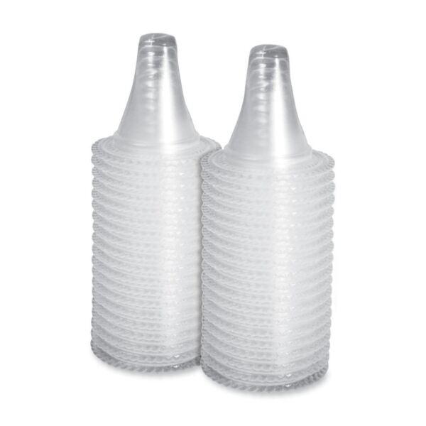 100 X Braun Lentille Filtre Probe Housse Pour Braun Irt4520 4520 4020 3020 Thermomètre Ventes Bon Marché