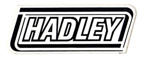 Hadley Hubs Vintage BMX Sticker