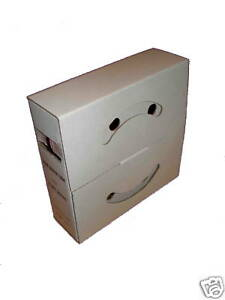 4.8 mm Dia 10 Meter Mini Box Spool Blue Heat Shrink Heatshrink Tube