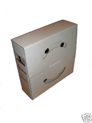 19 mm Dia 5 Meter Mini Box Spool Clear Heat Shrink Heatshrink Tube