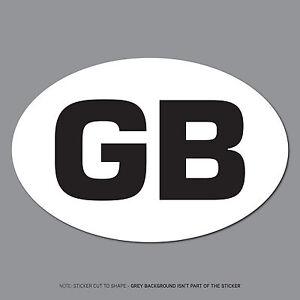 SKU2531-GB-Oval-Sticker-EU-European-Road-Legal-Car-Badge-Vinyl