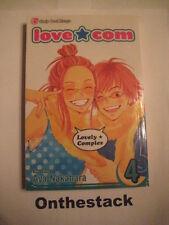 MANGA:     Love Com (Lovely Complex) Vol. 4 by Aya Nakahara (Paperback, 2008)