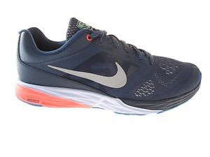 nike tri fusion run flash men s blue silver running shoes sz 10 rh ebay com