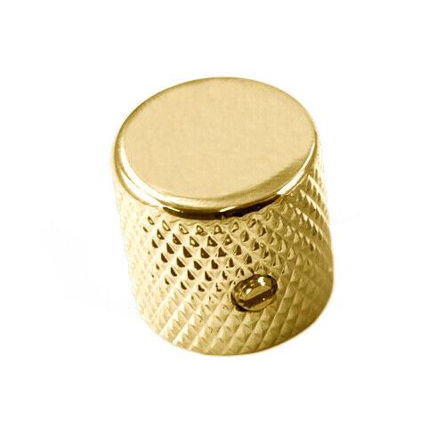 Barrel Knob Gold for Fender Tele or Strat