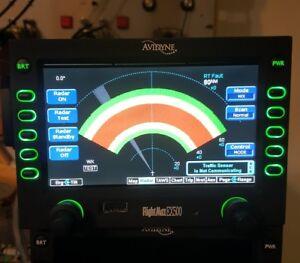 Avidyne-EX-500-MFD-MFDU-700-00007-003-RDR-1300-radar-option-Excellent