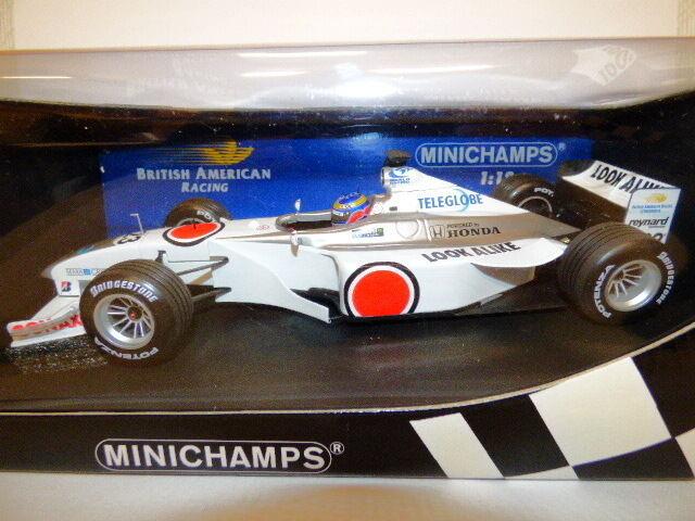 Minichamps Bar F1 No.23 R. Zonta