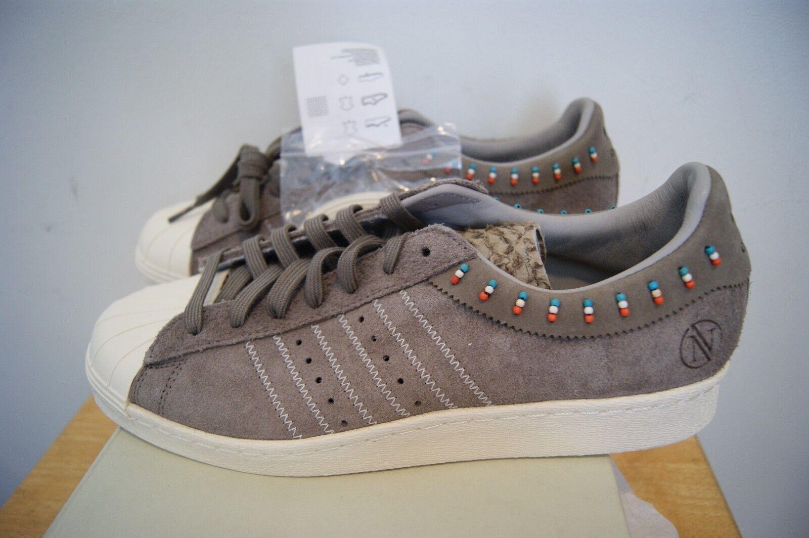 Adidas Superstar 80v x Invincible B34290 Men size US 10 NEW 100% Authentic
