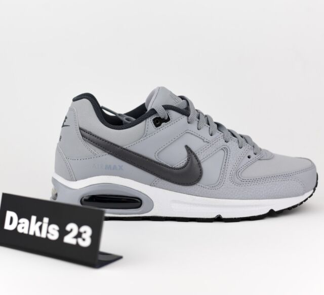 d7b0c4c9a07d Nike Air Max Command Leather Men Lifestyle Sneakers Shoes New Grey  749760-012