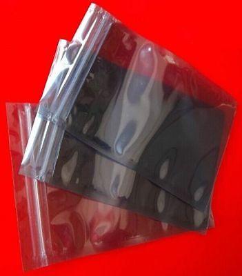 "3.15 x 4.7/"" Open Top Anti Static Bag APET Translucent 100pcs  8*12cm"