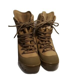 Goretex Vibram Belleville Men's MCB 950 Sz 8 R Hiking Mountain Combat Boots READ