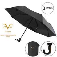 Versace V1969 Abbigliamento Sportivo SRL Umbrella 3-Pack