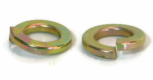 Split Ring Lock Washer Grade 8 - 9/16 (.564 ID x .965 OD x .141 THK) - QTY 50