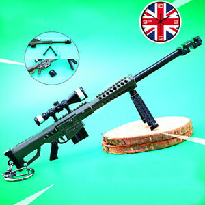 Fortnite Heavy Sniper Rifle Figure Game Collection Toy Best Gifts