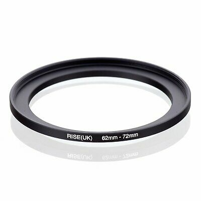 Universal 46-62mm //46mm to 62mm Step Up Ring Filter Adapter for UV,ND,CPL,Metal Step Up Ring