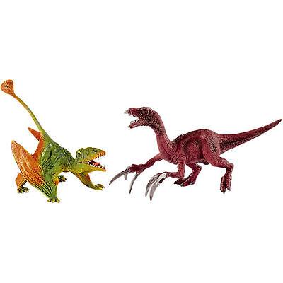 NEW SCHLEICH 41426 Small Saichania /& Giganotosaurus Dinosaur Dino Twin Pack
