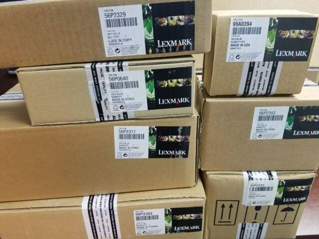 Genuine Lexmark 56P2333 T430 Fuser Maintenance Kit