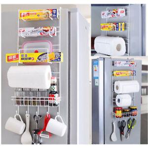 Tremendous Details About Over Door Freezer Storage Rack Kitchen Pantry Spice Organizers Shelf Space Saver Interior Design Ideas Apansoteloinfo