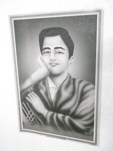 KABI-SUKANTA-BHATTACHARYA-Poster-unique-nice-INDIA-famous-personality-16-034-11-034