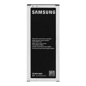 100% Original Samsung Galaxy Note 4 Sm-n910f Batterie Battery Eb-bn910bbe Avec N Ventes De L'Assurance Qualité
