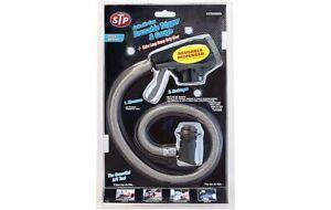 STP-Auto-Freeze-R-134A-Air-Conditioning-Reusable-Trigger-Dispenser-amp-Gauge-A-C