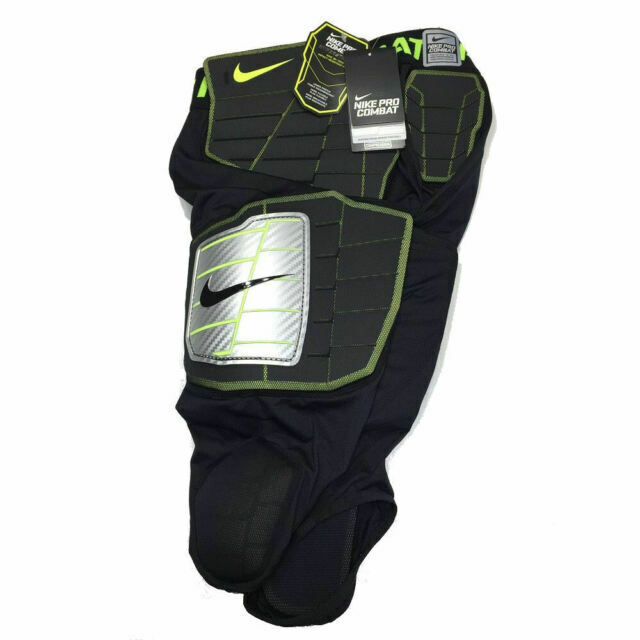 Florecer Increíble Crónico  Nike Pro Combat Hyperstrong 7 Pad Football Compression Short Large 584387  for sale online | eBay
