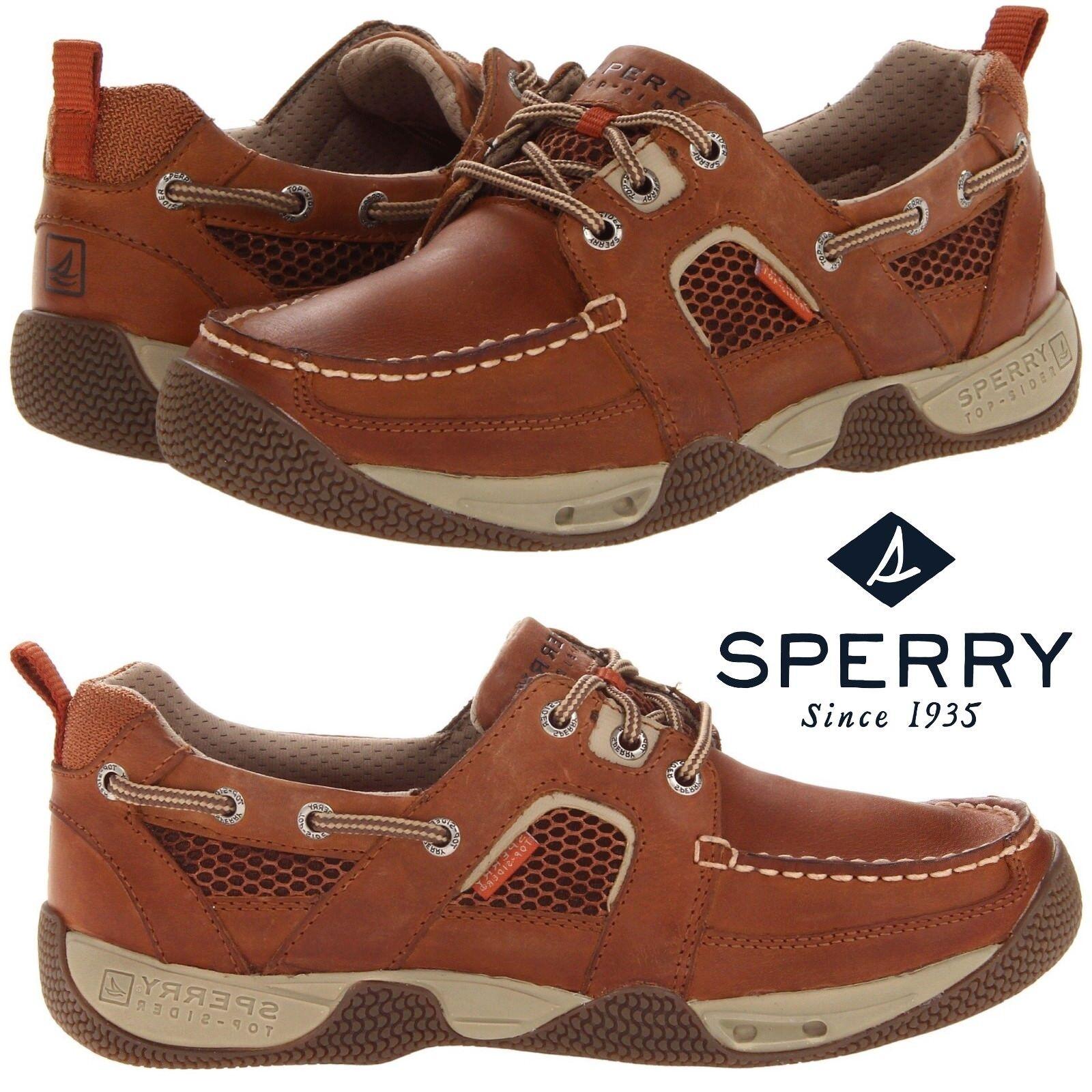 bellissima Sperry Top-Sider Sea Sea Sea Kite Sport Moc Uomo Boat scarpe Water-Resistant Comfort NIB  migliore marca