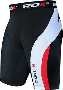 RDX-Compression-Shorts-Running-Base-Layers-Skin-Tight-MMA-Fit-Gym-Legging-Rugby